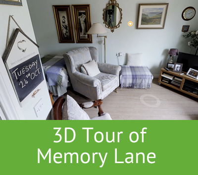 3D Tour of Memory Lane