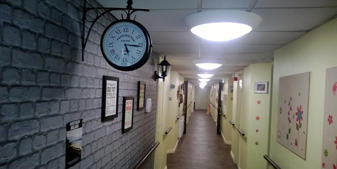 Lighting In Care Homes